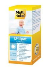 MULTI-TABS D-TIPAT X10 ML